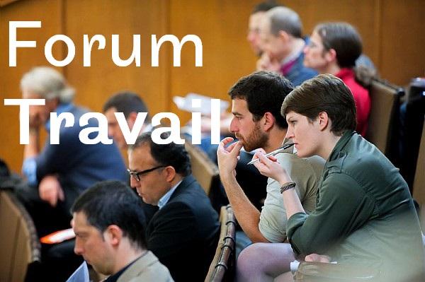 Forum de la recherche au Cnam