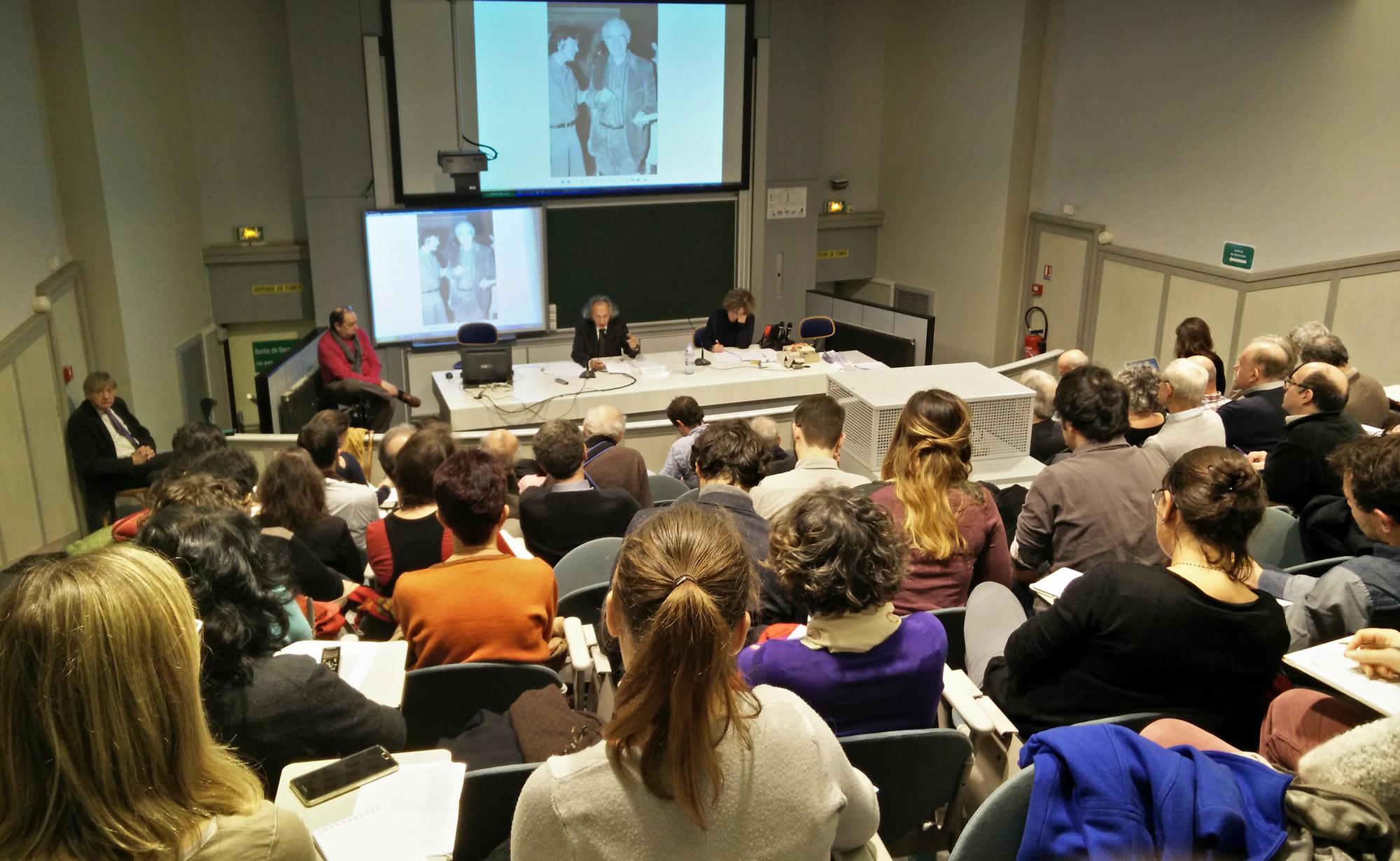 Colloque Alain Wiesner