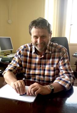 Pierre Falzon, directeur du CRTD